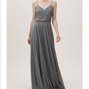 Jenny Yoo Inesse Dress - Denmark Blue